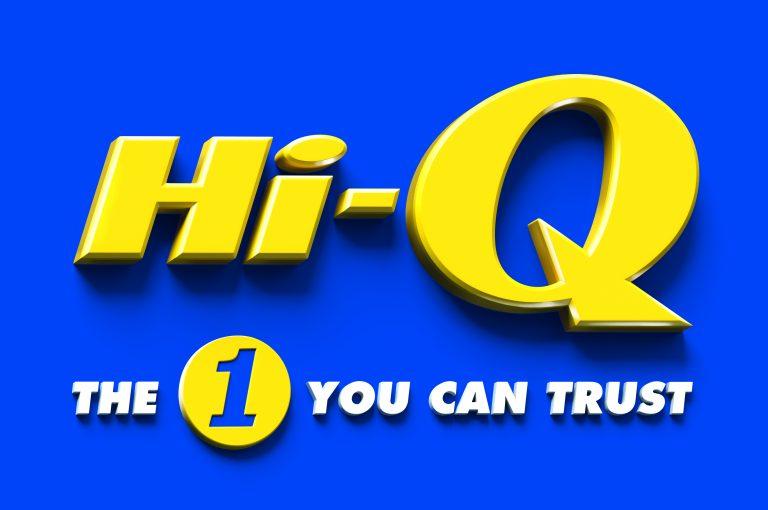 Hi-Q 3D Logo 2016 Medium